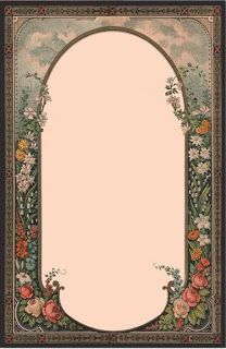 Free Trinkets And Treasures: A Nice Vintage Frame For You!