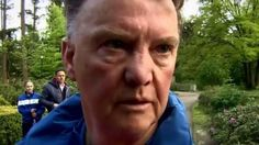 BBC Sport looks back at some of Louis van Gaal's most bizarre moments during his tenure as Manchester United manager, as his time at Old Trafford comes to an end.