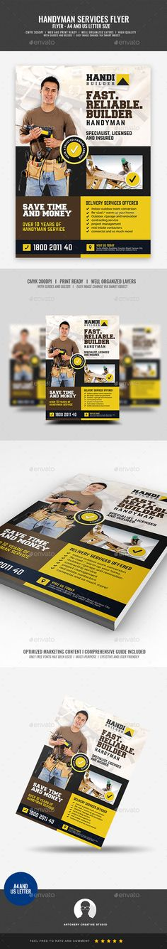 Pin By Designsbyivan On Promotional Flyers