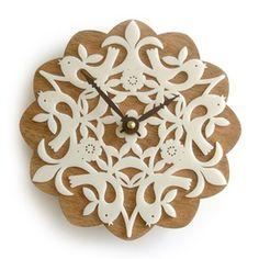 Kirie IV Clock via Joss & Main    $54.95