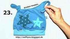 aefflynS - to go: FREEBOOK - Knotenmütze 'MINIMOP'