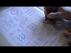 Schrijfdans Compilatiefilm - YouTube