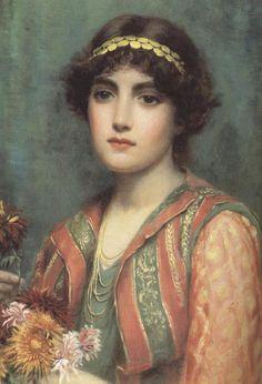 Norman Prescott-Davies - An Eastern Beauty