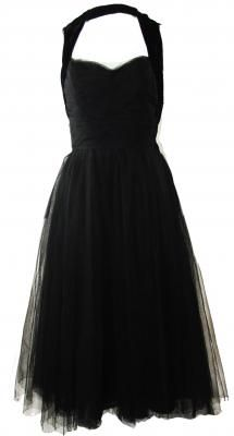 THE perfect LBD.  Chanel - 1950s