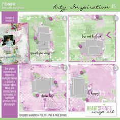 Arty Inspiration #5 Templates: Heartstrings Scrap Art  https://www.digitalscrapbookingstudio.com/personal-use/templates/arty-inspiration-5/ http://www.gottapixel.net/store/product.php?productid=10027055&cat=0&page