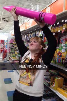 Nee Hoy Minoy