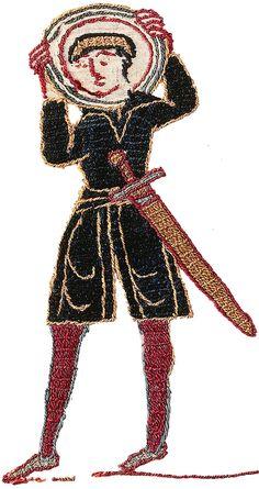 Der Teppich von Bayeux - Was für ein Stoff!  sc 1 st  Pinterest & Kiribaku 2/3   My Hero Academia   Pinterest