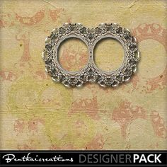 Chic Paper and Frame #Benthaicreations @MyMemories.com! #Digital #Scrapbook #Creative #Craft #Web #Collage #Scrapbooking