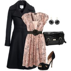 This would be cute for a wedding too!! I have one in October...lookin' for something cute to wear!