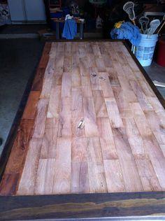 Pallet Kitchen Table Ideas