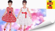 Indian Dresses For Kids, Dresses Kids Girl, Toddler Girl Outfits, Designer Baby Clothes, Designer Dresses, Dress Designs For Girls, Cheap Baby Clothes, Baby Outfits Newborn, Kids Wear