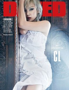 CL - Dazed and Confused Magazine April Issue '16