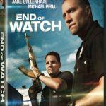 """Llévate a casa los peligros y el drama de los policías de """"End of Watch""""."""
