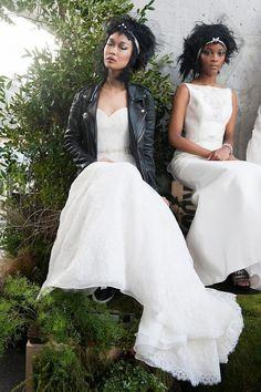 Biker Bride Collections : Ines DiSanto Bridal Spring 2014
