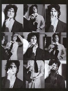 Louis, babe