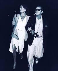 Jack & Anjelica
