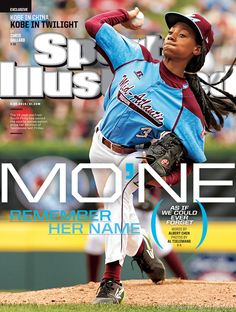13-Year-Old Mo'ne Davis Lands a Record-Breaking Sports Illustrated Cover