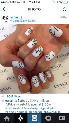 Nails to die for