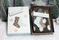 Winterliche Verpackung-Von den Socken-Zopfmuster-Stampin-Up
