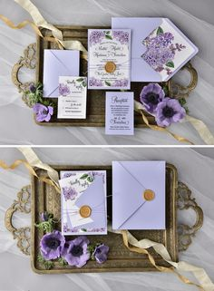The Fabulous 1950s Wedding Invitations Suite 1950s Style Wedding