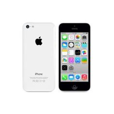 iPhone 5c white. My phone before I dropped it and cracked it :(