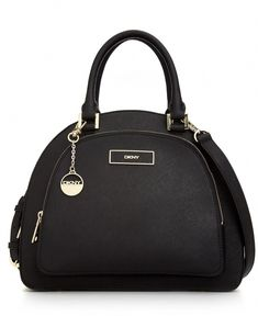 e7f67ad640 DKNY Handbag, Saffiano Round Pocket Satchel - sold Tj Maxx  #Burberryhandbags #dknyhandbags #