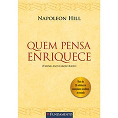 Livro - Quem Pensa Enriquece