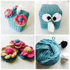 This video is about How to Create an adorable Crochet Tissue box Cover, using Easy Crochet Techniques with step by step Tutorial Perfect for Visual Learners....