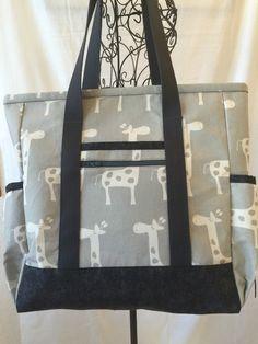 Kitchen Sink Tote, Professional Tote, Multi-purpose bag, Large ...