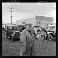 Mr Jimmy Mills, a used car dealer in Lower Hutt