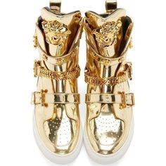 Brilliant 15 Best Versace Sneaker for Women You Must Know https://fazhion.co/2018/04/02/15-best-versace-sneaker-for-women-you-must-know/ By the way, in this article 'Best Versace Sneaker for Women' I am inviting you for the sneakers in many colors, in many designs, in different materials also, with the Medusa logo as well.