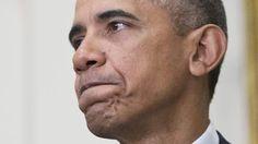 Obama critica a Trump: «Los valores estadounidenses están en peligro»  La prohibición de entrada temporal en el país contra siete países musulmanes reaviva el movimiento republicano contra el presidente