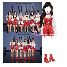 Korean Fashion Dress, Blackpink Fashion, Kpop Fashion Outfits, Stage Outfits, Fashion Dresses, Alia And Varun, Cute Casual Outfits, Polyvore Outfits, Ideias Fashion