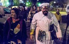 Blog OcioenGalicia 1.300 personas participarón en el Survival Zombie de Sada » Blog OcioenGalicia