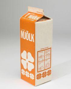 Mid Century Packaging From Switzerland