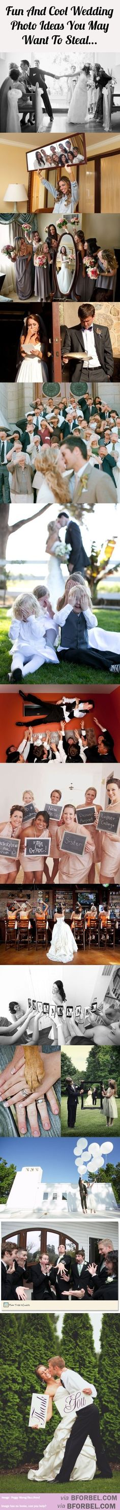 Bague de mariage : 15 Fun And Cool Wedding Photo Ideas You May Want To Steal… - Flashmode Belgium Wedding Goals, Wedding Pictures, Our Wedding, Wedding Planning, Dream Wedding, Couple Pictures, Trendy Wedding, Funny Pictures, Wedding Stuff