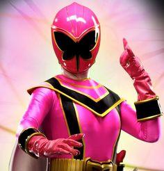 Mystic Pink Ranger