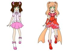 Aikari Nora/Cure Strawberry Profile Picture in Lock On! Precure Wiki