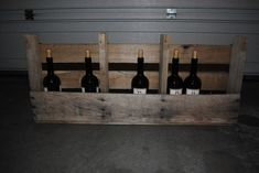 old pallet new wine rack, pallet, repurposing upcycling