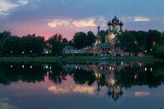 Храм Живоначальной Троицы в Останкине. Автор: Сергей Ершов