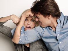 Cameron Diaz & Tom Cruise - Knight and Day