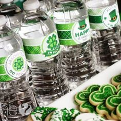 st patrick's day decorations   St. Patrick's Day Party Decor {Free Printables}