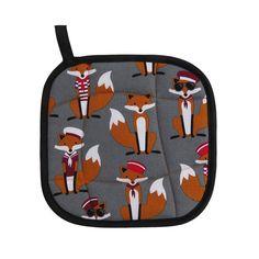 Sailor Fox Pot Holder - Collisionwear