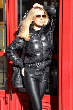 Lovely Ladies in Leather: Miscellaneous leather