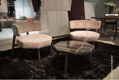 Otto Seating & Tables by Potocco