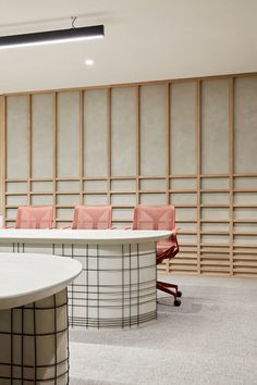 How Japanese values, Emirati culture and data-driven design come together in this LEED-certified Dub - News - Frameweb Construction Waste Management, Health And Safety Procedures, Japanese Values, Japanese Tea House, Office Fit Out, Exposed Concrete, Corporate Interiors, Workplace Design, Dubai