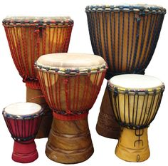 African Instruments | ... learning to play african drums we are ...