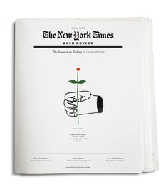 New York Times Book Review Cover Redesign — ZOONZIN