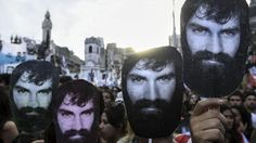 Caminos del viento: Nueva marcha a Plaza de Mayo por Santiago Maldonad...