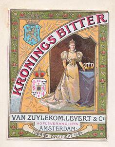 Image result for Oud hollandse etiketten